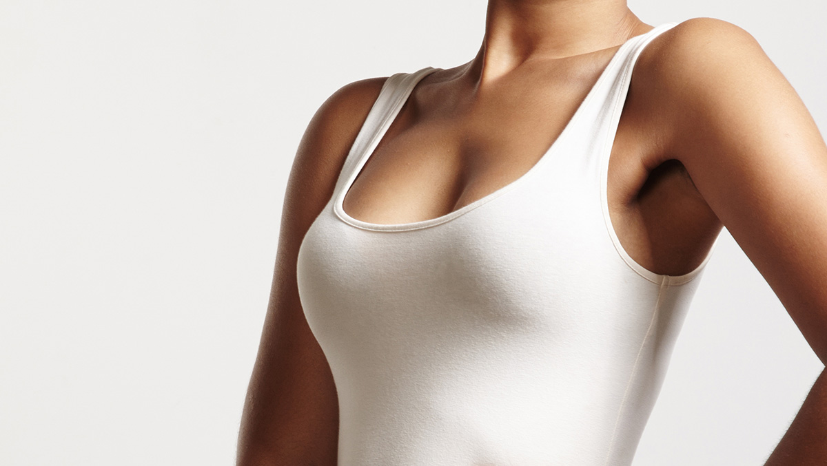 breast revision cosmetic surgery